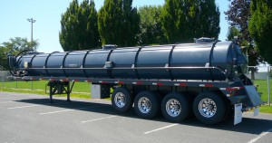 Vacuum Trailer-Three Axle 48'
